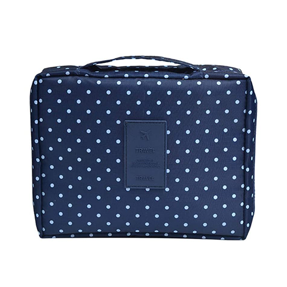 Beautician Necessaire Cosmetic Beauty Vanity Cases Travel Toiletry Wash Bra Underwear Make Up Box Bag Organizer Accessories