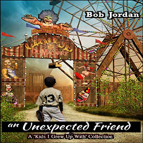 An Unexpected Friend audiobook cover art