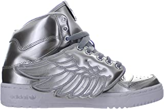 info for 2af39 9f4f4 adidas Jeremy Scott Wings Metal Mens in Silver Metallic