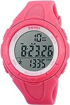 Gosasa Multifunction Women's Watch Fashion Pedometer Digital Fitness Outdoor Wristwatches Sports Watches