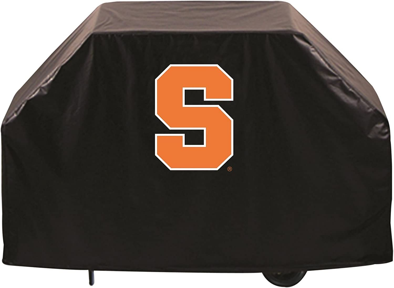 Holland Bar Stool NCAA Syracuse orange 72  Grill Cover