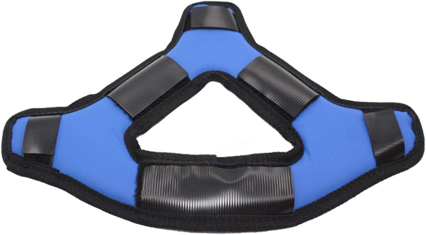 CALIDAKA PU Leather Cushion Headband Compatible with Oculus-Quest 2 Head Strap Foam Pad VR Protector Acessories Reducing Head Pad Cushion Compatible with Oculus-Quest 2 Headset
