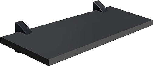 Prat-K Concept Prateleira Reta, Preto, 1.5 X 20 X 40cm