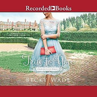 True to You audiobook cover art