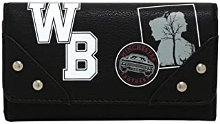 Supernatural Patches Flap Wallet