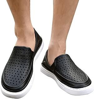 Cebbay Zuecos Unisex Adulto Sandalias para Hombre Anatómico, con Cámara ortopédica, Suave para los pies