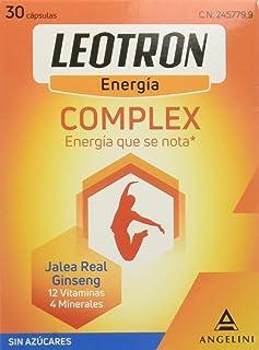 Leotron Complex - 30 capsulas