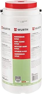 【~安心のドイツ品質~】ウルト(WUERTH) ハンドクリーナー Nプラス 4L (プロ洗浄剤)