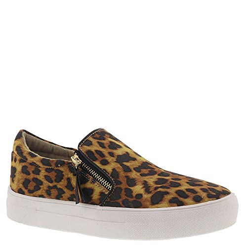 e0c4debe9134 Leopard Slip On Sneaker: Amazon.com