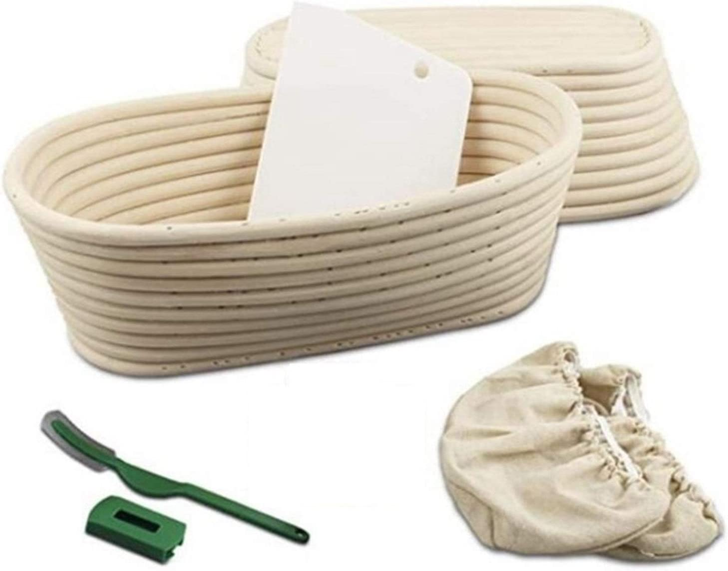 YWSZY Bread Proofing Baskets 1 of Set 10 Inches Super Special SALE ...