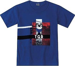 Camiseta Tigor T. Tigre Infantil - 10209165i