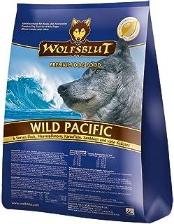 Wolfsblut Wild Pacific , Alimento Deshidratado para Perro, Sabor 6 Tipos de Pescado y Algas Marinas - 2 kg