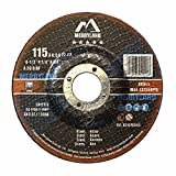 Merryland 115 X 6,0 Experto-line Disco de Desbaste para Acero...