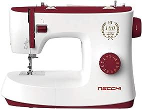 NECCHI(ネッキ) 電動ミシン フットコントローラー付き K417A