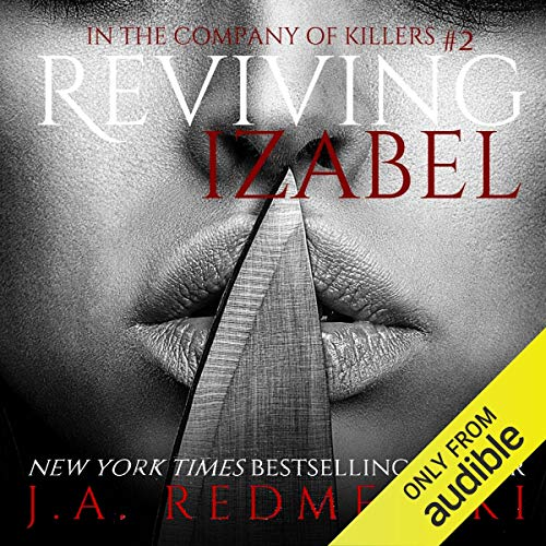 Reviving Izabel audiobook cover art