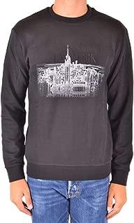 Luxury Fashion Mens 6G1MF41J07Z0999 Black Sweatshirt | Fall Winter 19