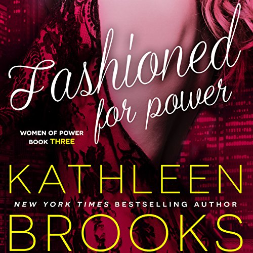 Fashioned for Power audiobook cover art