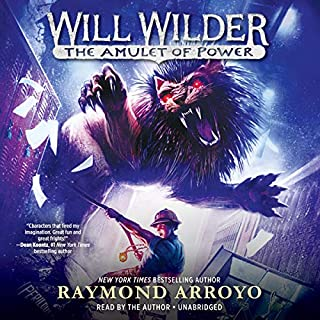 The Amulet of Power cover art