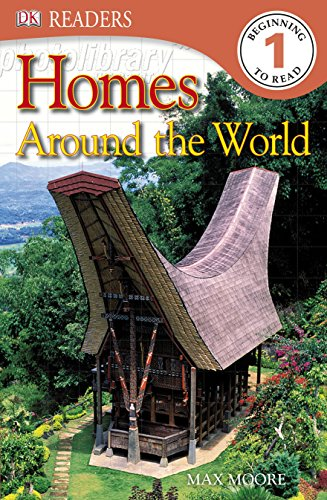 Homes Around the World (DK Readers Level 1) (English Edition)