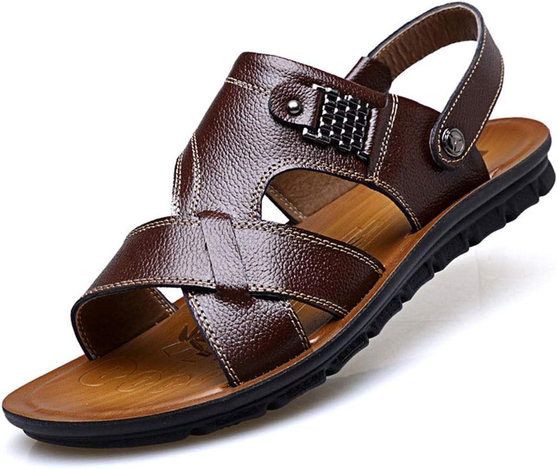 ZCP Men's Summer Sandals Outdoor Slippers, Beach shoes