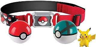Pokemon Clip N Carry Poke Ball Belt