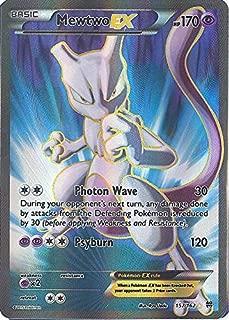 Pokemon - Mewtwo-EX (157/162) - XY Breakthrough - Holo