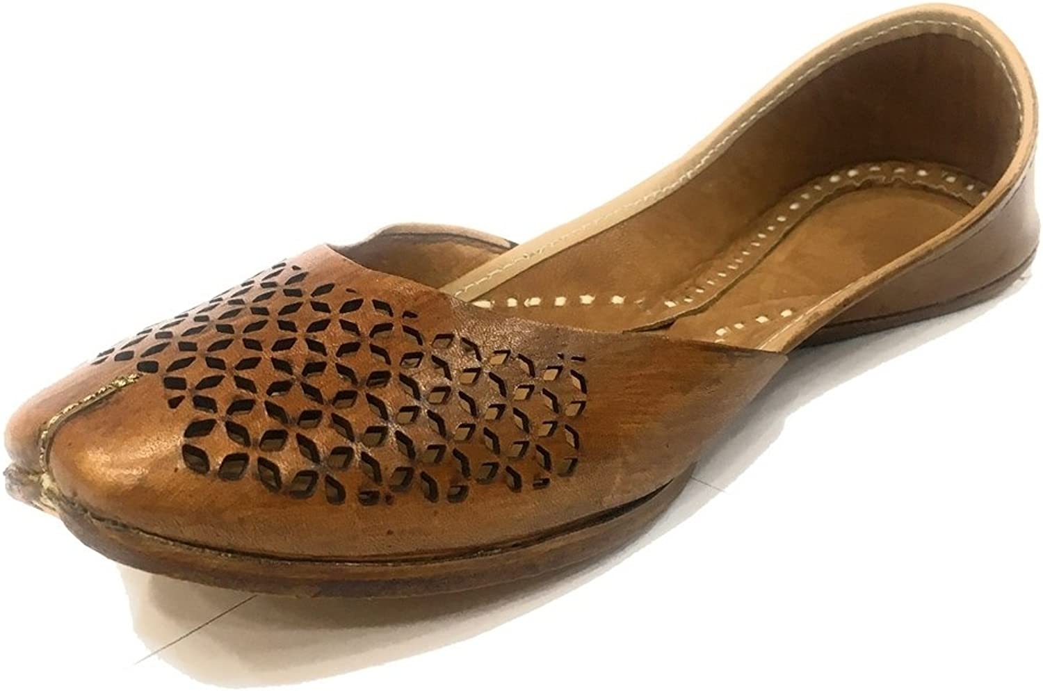 Step n Style Punjabi Jutti Khussa shoes Indian shoes Ballerina Ballet Casual shoes