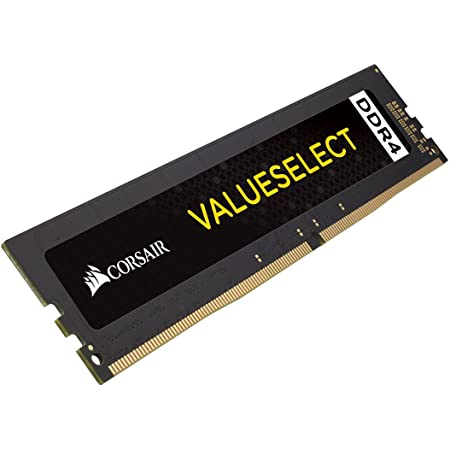 Corsair Value Select 32gb Ddr4 2666 C18 1 2v Computers Accessories