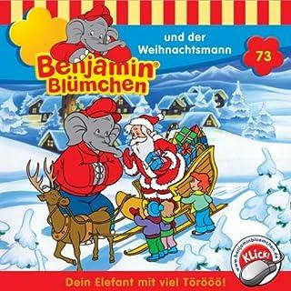 Benjamin und der Weihnachtsmann audiobook cover art