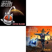 Cats in Space: 2 Studio Album CD Collection (Too Many Gods / Scarecrow)