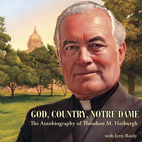 God, Country, Notre Dame audiobook cover art
