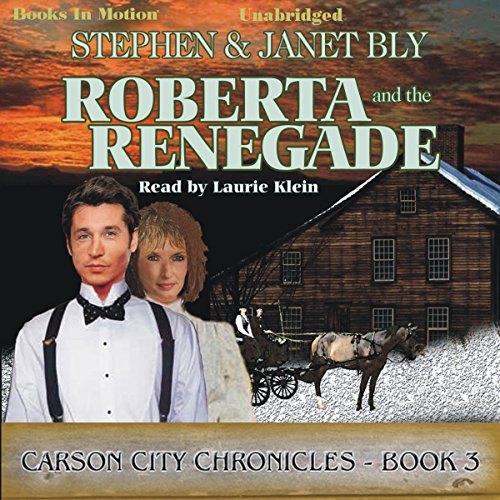 Roberta and the Renegade audiobook cover art