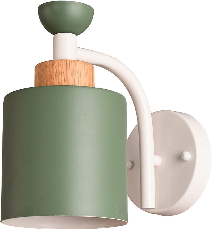 HhGold Wandleuchten Persnlichkeit Kreative Wandleuchte Lounge Die Studie Schlafzimmer Bett Wandleuchten LED E27 110 220 V (Farbe   -, Gre   -)