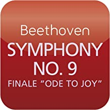 Beethoven: Symphony No. 9 'Ode to Joy'
