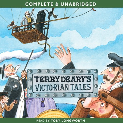 Terry Deary's Victorian Tales cover art