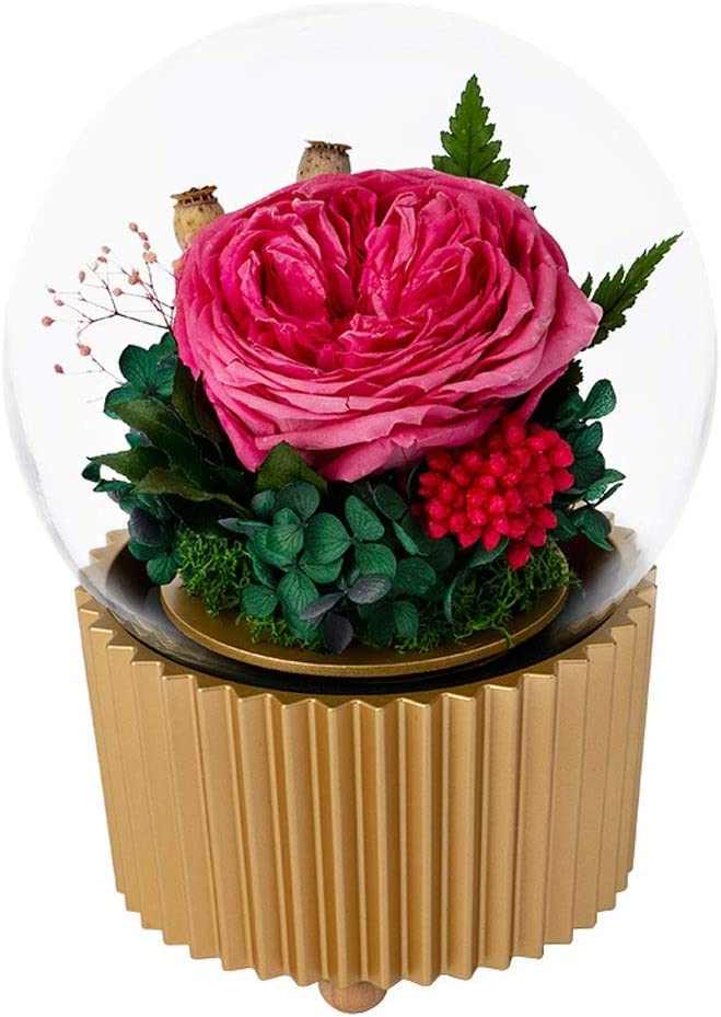 Artificial Flowers Gifts for Flower Preserved Everlasting New color Classic Women