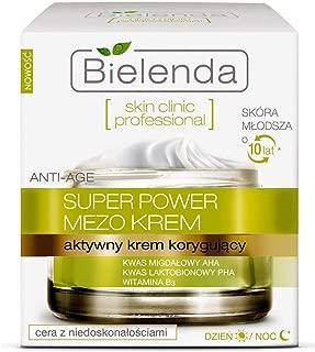 Bielenda Skin Clinic Professional Actively Correcting Anti-Age Face Cream 1.7oz