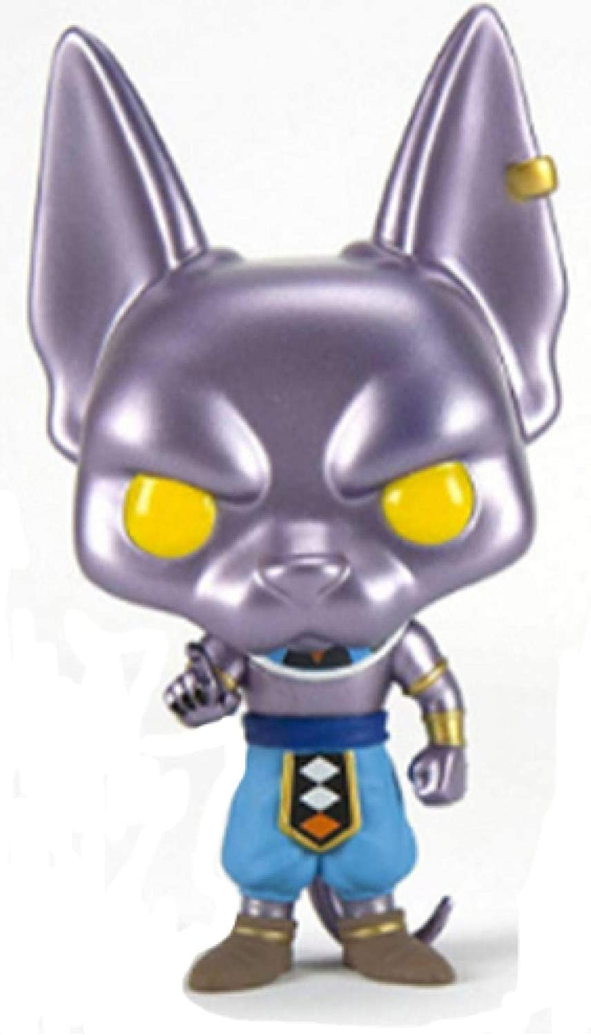 orlumy Statues Selling rankings Figures 10Cm Dragon Special Spring new work Version Color Beerus