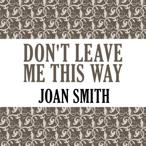 Don't Leave Me This Way cover art