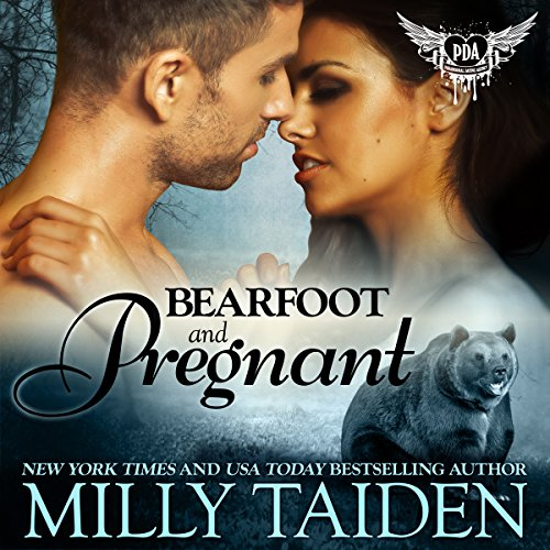 Bearfoot and Pregnant: BBW Paranormal Shape Shifter Romance audiobook cover art