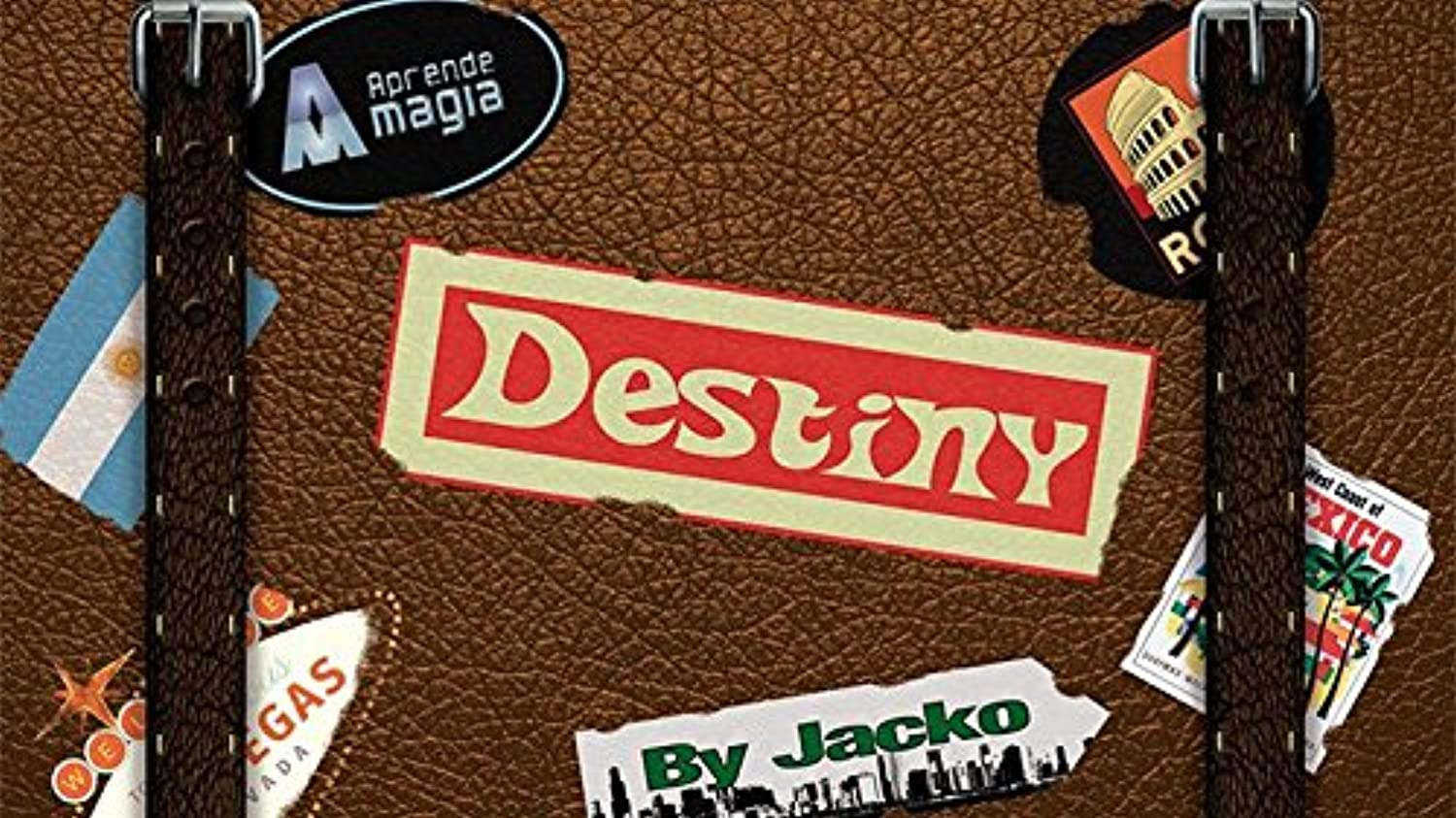 muy popular SOLOMAGIA Destiny by by by Jacko and Aprendemagia - Stage Magic - Trucos Magia y la Magia - Magic Tricks and Props  Web oficial