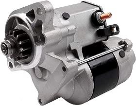 ECCPP Starters for Avant Tecno Wheel Loaders 528 2008-2012 Kubota Tractors - Sub Compact BX22 2002-2003 18419