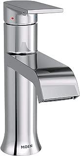 moen ws84760 genta chrome one handle bathroom faucet