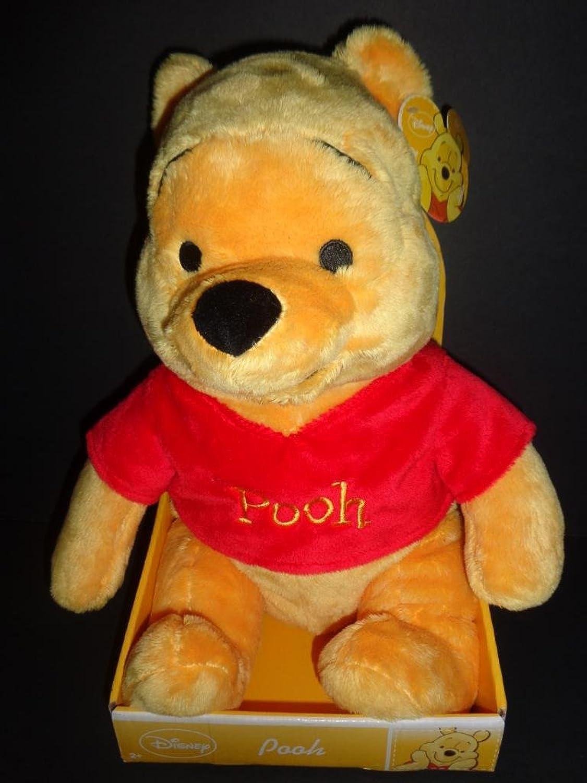 Disney Classic Character WTP Pooh Medium Plush