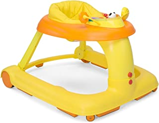 Chicco 1-2-3 Baby Walker - Yellow, 4079415420000