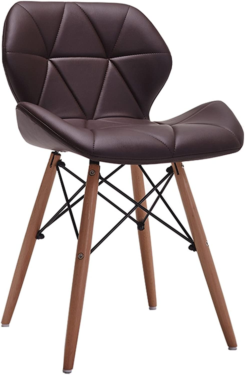 HZB Nordic Household Chair, Leisure Chair, Computer Chair, Simple Stool