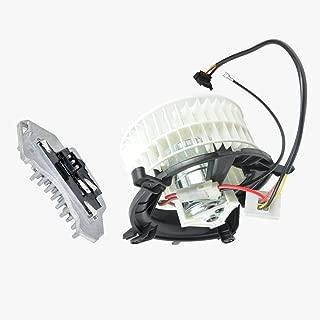 BMW AC Heater Blower Regulator Resistor Final Stage Unit FSU Koolman Premium 204