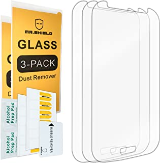 [3-PACK]-Mr.Shield For Samsung Galaxy Grand Neo Plus [Tempered Glass] Screen Protector with Lifetime Replacement