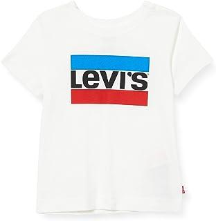 Levi's Kids Camiseta Negro para Niños