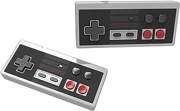 WXGY Mini console de jeu rétro, mini manette de jeu HD sans fil pour la maison